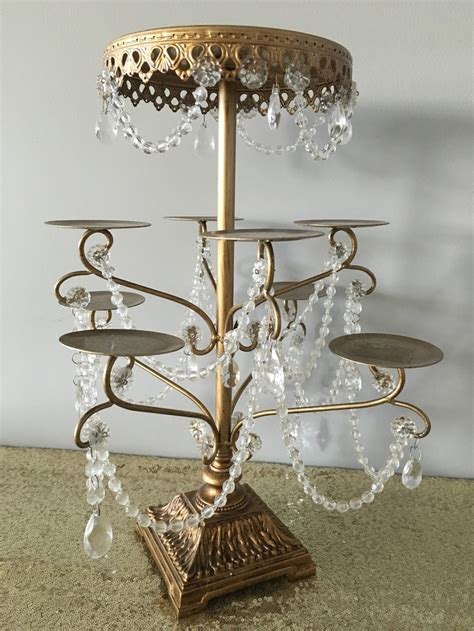 Cupcake Chandelier Stand Chandelier Cupcake Holder Best Home Design 2018