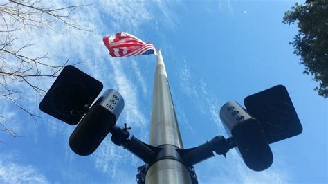flag pole lights solar polepal solar flagpole lighting system product details