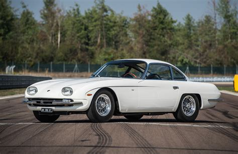 Lamborghini 350gt For Sale by Lamborghini 350 Gt Fully Restored Via Polo Storico Program