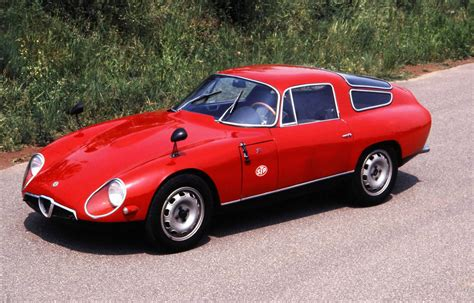 Alfa Romeo Zagato by 1963 Alfa Romeo Giulia Tz1 Zagato Studios