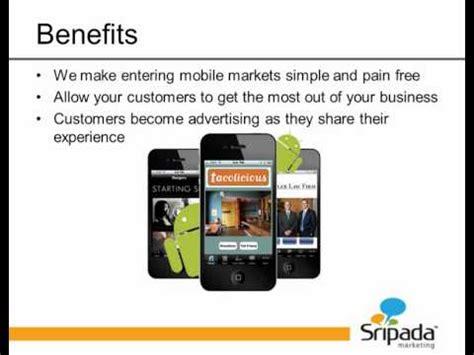 mobile app presentation mobile apps presentation
