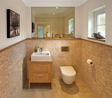 half bathroom designs brick tiles home interiors tile bathroom half wall ideas tile wall finished off with