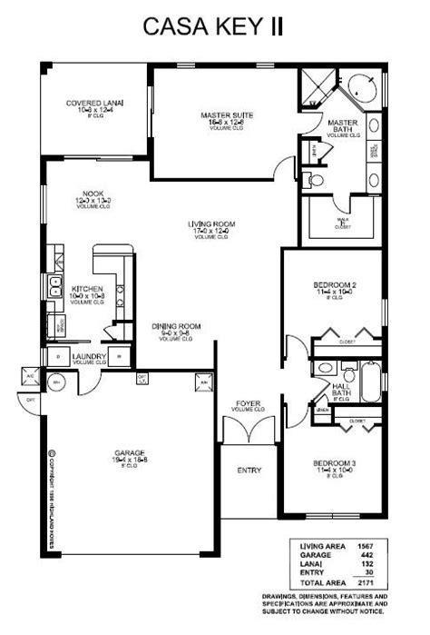 highland ii 3 bedrooms floor plans regent homes highland homes casa key ii 3 bedrooms 2 baths 2 car