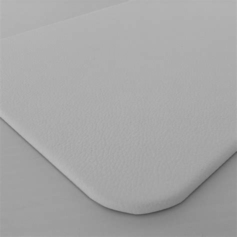 White Leather Desk Accessories White Leather Desk Pad Genuine Leather Desktop Protection Prestige Office