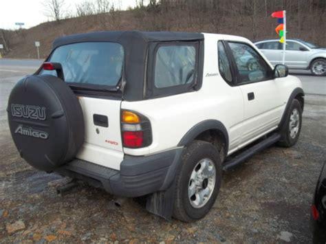 automotive air conditioning repair 1999 isuzu amigo auto manual 1999 isuzu amigo s sport utility 2 door 3 2l