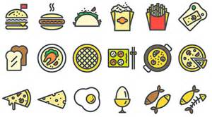 Kitchen Design Styles Pictures list of free food icons for restaurant themed uis designmodo