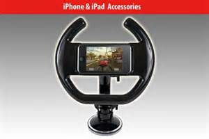 Steering Wheel Pc World Top 15 App Optimized Accessories For Iphones And Ipads