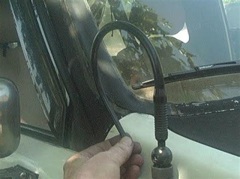 toyota 4runner antenna mount
