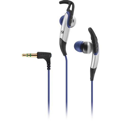Earphone Sennheiser Sports Earbud By Adidas sennheiser cx 685 in ear adidas sport headphones cx685 sports