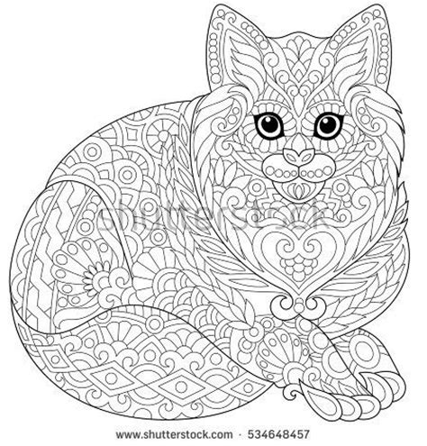 millions of cats coloring pages 221 best images about cat and dog drawings on pinterest