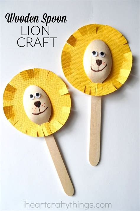 wooden spoon crafts for wooden spoons simple crafts for and on