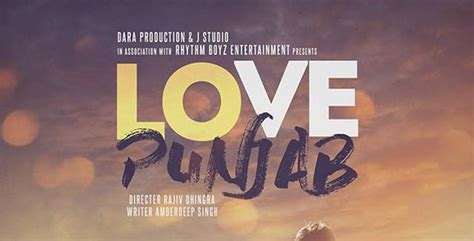 film love punjab worldwide love punjab 5th 6th day box office collection