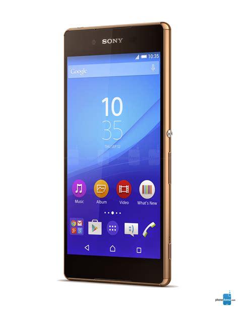 best phone in sony xperia sony xperia z3 specs