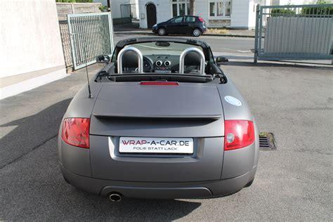 Audi Tt Folieren by Audi Tt 8n Cabrio Folierung
