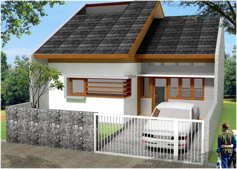 desain depan rumah minimalis elegan 65 model desain rumah minimalis 1 lantai idaman dekor rumah