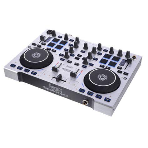 consol da dj hercules dj console rmx 2 controlador de dj en gear4music