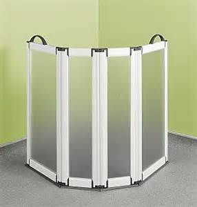 Folding Bath Shower Screen portable shower screen