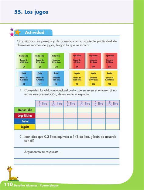 issuu libro de matemticas contestado issuu desafios matematicos alumnos 6 186 sexto grado