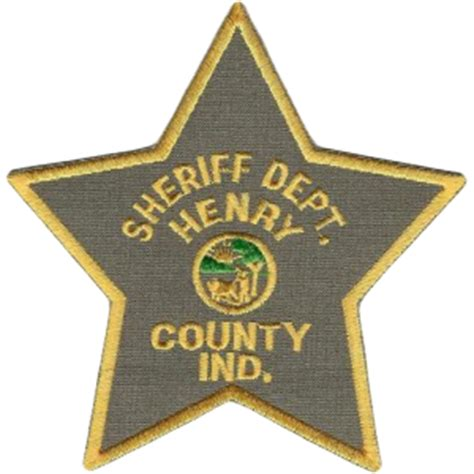 Henry County Indiana Warrant Search Sergeant Ronald L Le Henry County Sheriff S Department Indiana