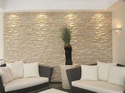natural stacked stone veneer interior wall cladding ideas
