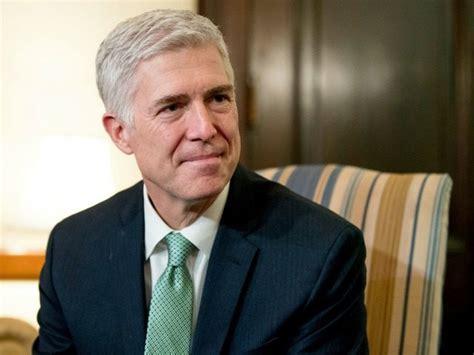 American Bar Association Gives Judge Gorsuch Highest ... Judge Neil Gorsuch