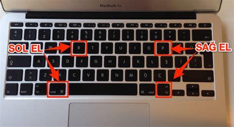 reset nvram on mac pram nvram nedir ne işe yarar nasıl sıfırlanır