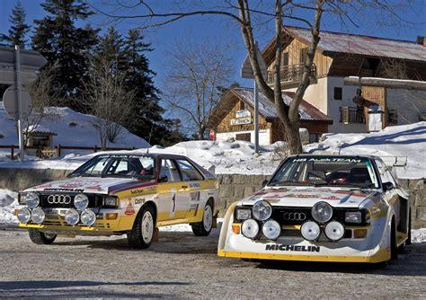 Audi Urquattro S1 by 1985 Audi Sport Quattro S1 Pics Information