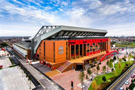 On Location High Liverpool by Liverpool Fc The Anfield Experience