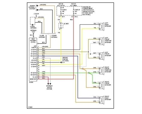 2004 hyundai santa fe wiring diagram fuse box and wiring