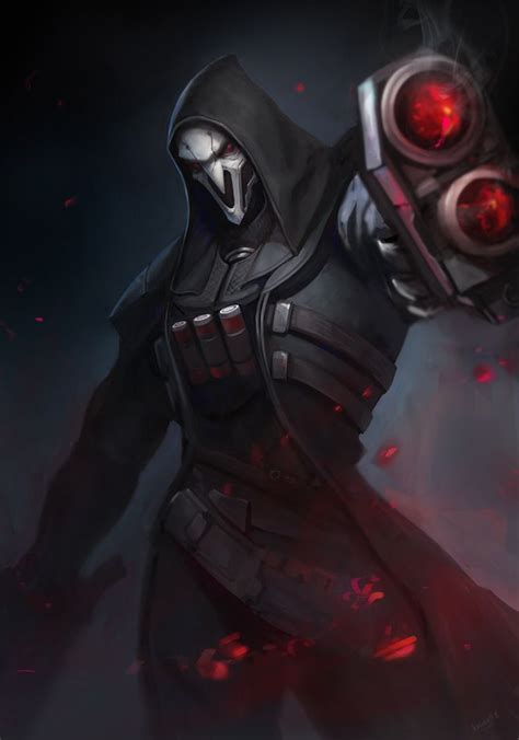 25 best ideas about overwatch reaper on pinterest