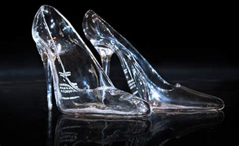 real cinderella glass slippers real wearable glass shoes shoes