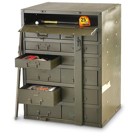 used metal storage cabinet used u s metal storage cabinet 163691 storage