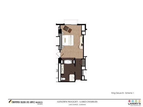 golden nugget floor plan golden nugget hotel updated 2017 prices reviews lake