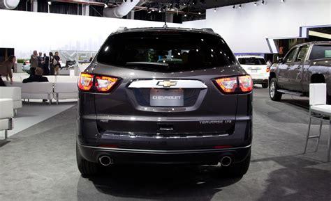 chevrolet traverse ltz 2013 chevy traverse review car reviews auto guide autos post