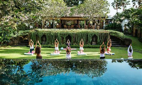womens retreats  bali yoga  spa holidays  soul