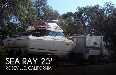 sea ray boats california cuddy cabin sea ray boats for sale in california united