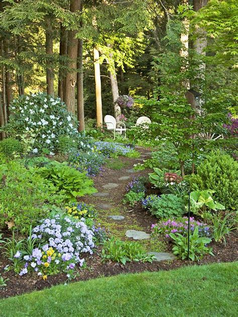 Shade Garden Ideas Shade Garden Ideas Gardens Beautiful And The Shade