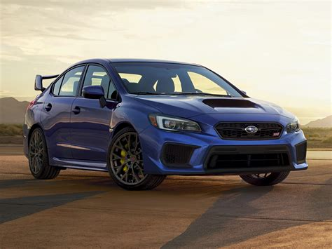 New Subaru Wrx Sti 2018 by New 2018 Subaru Wrx Sti Price Photos Reviews Safety