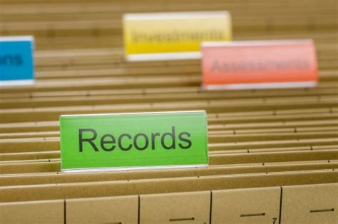 Records Reports Records Management Department Of Energy