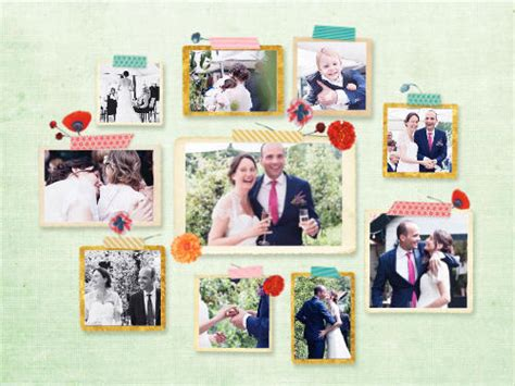 collage designs wedding photo collage easycollage