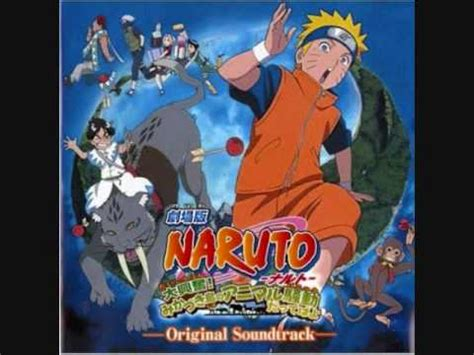 soundtrack sedih film naruto naruto movie 3 ost promise hero of the moon country