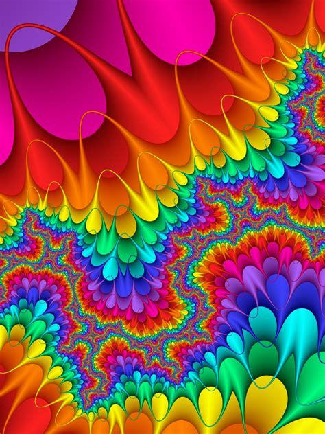 design art color acid field by kpekep on deviantart