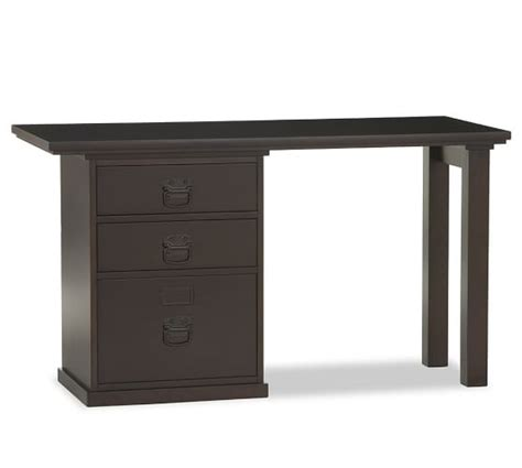 bedford small desk pottery barn