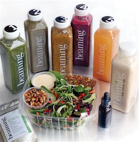 Detox By Seaworld by Beaming A 3 Day Lifestyle Cleanse That Doesn T Feel Like