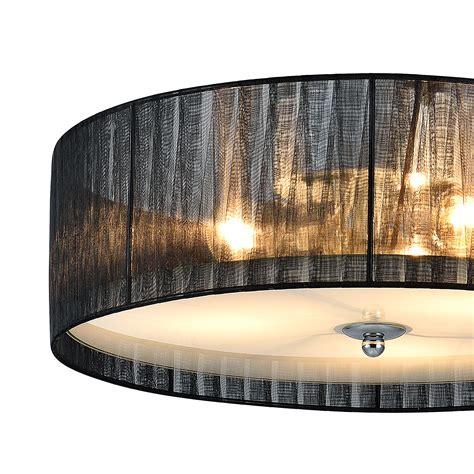 Luster Schwarz by Pro Design Decken Leuchte Deckenle Beleuchtung
