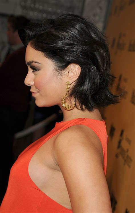 movie short pre execution haircut more pics of vanessa hudgens curled out bob 10 of 17