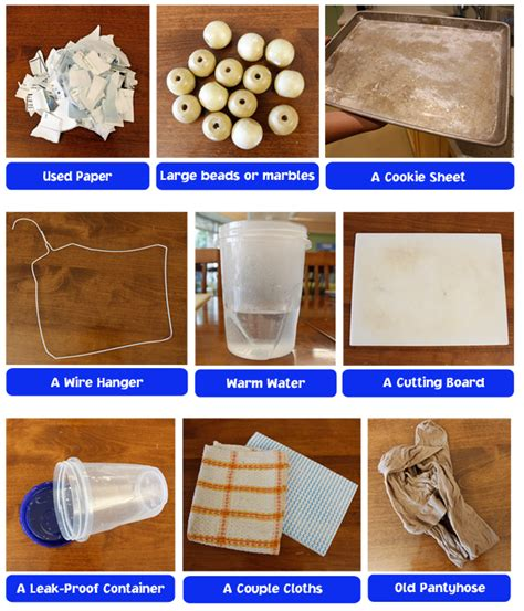How To Make Your Own Paper - make your own paper earth rangers wire