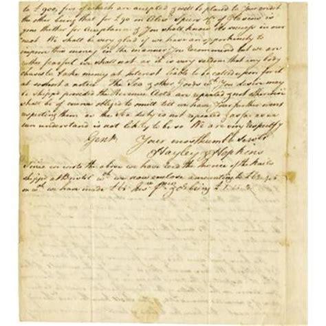 Merchant Letter