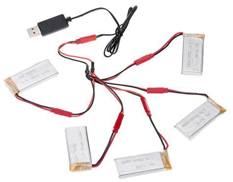Multi Chager 3 7v Batrai Jjrc H36 E010 E011 E012 Accessoires Et Pi 232 Ces D 233 Tach 233 Es Pour Drones Gt Alimentation