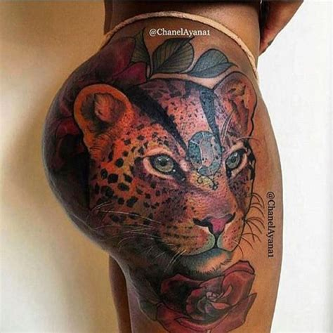 color tattoos on skin chanelayana1 wcw colored tatts on skin